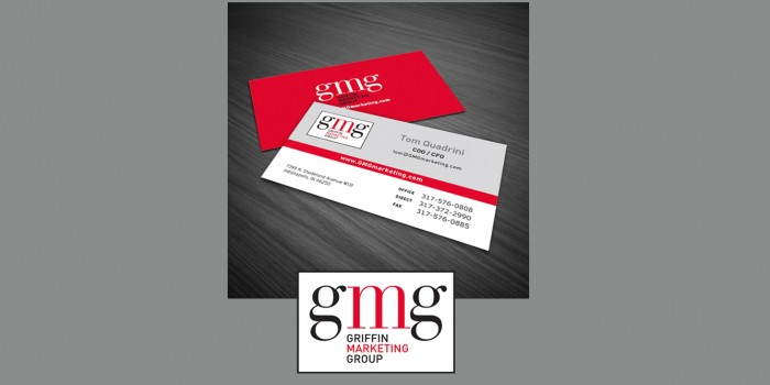 GMG (Griffin Marketing Group) Branding